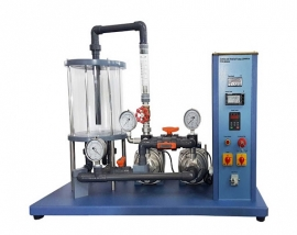 Centrifugal Pump Demonstration Unit