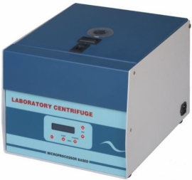 Compact Laboratory Centrifuge
