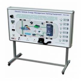 Electric Vehicle Energy Management Training Equipment