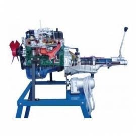 Petrol Engine-Automatic Transmission Training Equipment
